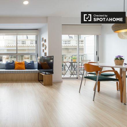 Rent this 1 bed apartment on Loterías y Apuestas del Estado in Carrer d'En Llop, 46002 Valencia