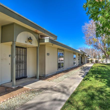 Rent this 2 bed apartment on 13416 North Emberwood Drive in Sun City, AZ 85351