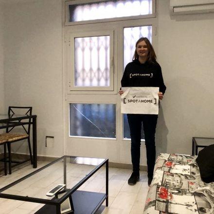 Rent this 1 bed apartment on Calle de Lope de Haro in 26, 28001 Madrid