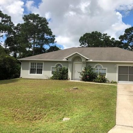 Rent this 3 bed house on 296 Trembley Avenue Southwest in Palm Bay, FL 32908