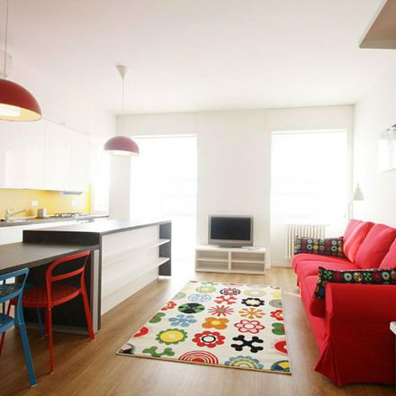 Rent this 1 bed apartment on Via Rho in 20125 Milan Milan, Italy