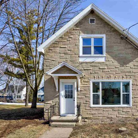 Rent this 2 bed house on 316 Doty Street in Kaukauna, WI 54130