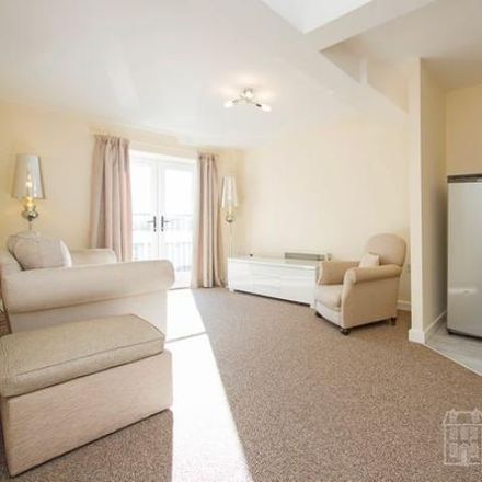 Rent this 1 bed apartment on Johnson Cleaners in Brunswick Street, Newcastle-under-Lyme ST5 1TA