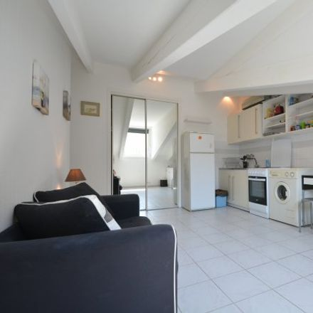 Rent this 1 bed apartment on 18 Rue Meyerbeer in 06046 Nice, France