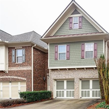 Rent this 4 bed townhouse on Merrymount Dr in Suwanee, GA