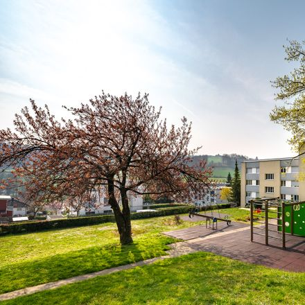 Rent this 3 bed apartment on Untere Dorfstrasse 57 in 8964 Rudolfstetten-Friedlisberg, Switzerland