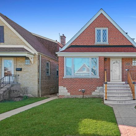 Rent this 5 bed house on 6638 South Kolin Avenue in Chicago, IL 60629