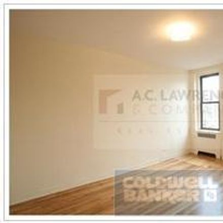 Rent this 1 bed apartment on Saint Nicholas Place in New York, NY 10031