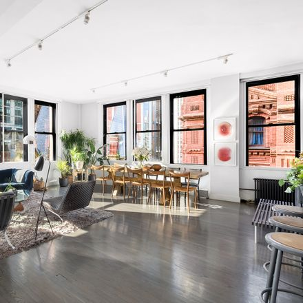 Rent this 2 bed loft on Bank of America in 140 Nassau Street, New York