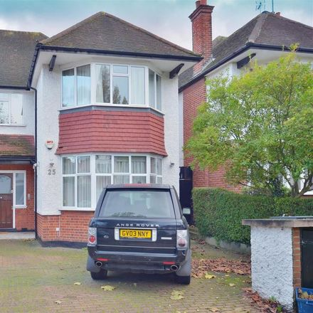 Rent this 5 bed house on Ravenscroft Avenue in London NW11 0RY, United Kingdom