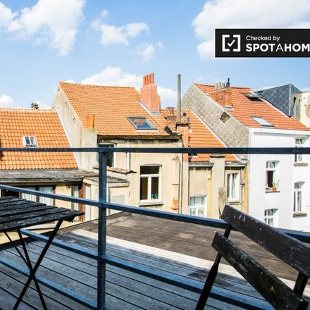 Rent this 1 bed apartment on Rue Moris - Morisstraat 49 in 1060 Saint-Gilles - Sint-Gillis, Belgium