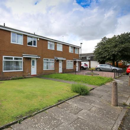 Rent this 3 bed house on Cranbrook Court in Newcastle upon Tyne NE3 2YR, United Kingdom