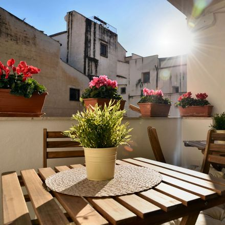 Rent this 3 bed house on Palazzo Mirto in Via Merlo, 90133 Palermo PA