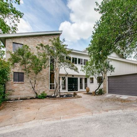 Rent this 3 bed house on 7 Garden Square in San Antonio, TX 78209