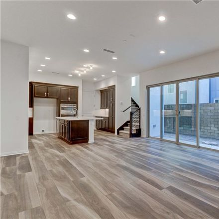 Rent this 4 bed condo on Spectacle in Irvine, CA 92619