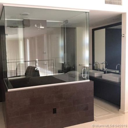 Rent this 2 bed condo on 1040 Biscayne Boulevard in Miami, FL 33132