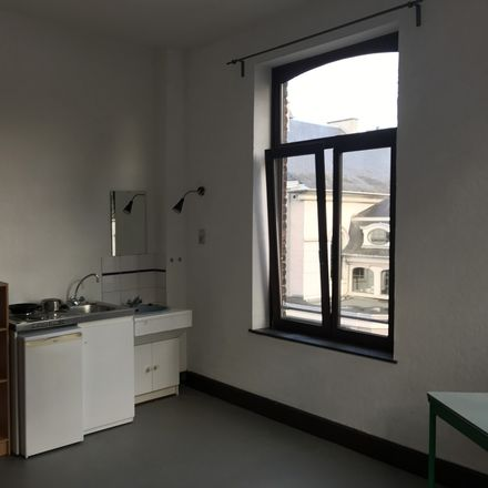 Rent this 1 bed room on Rue Jean Chalon 15 in 5002 Namur, Belgium