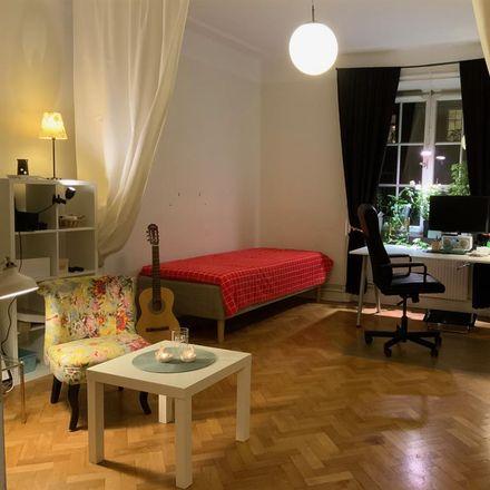 Rent this 1 bed room on Odenplan in Stockholm, Sweden
