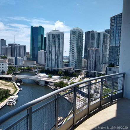 Rent this 3 bed loft on American Social in 690 Southwest 1st Court, Miami