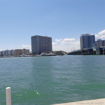 Rent this 1 bed condo on 2016 Bay Drive in Miami Beach, FL 33141