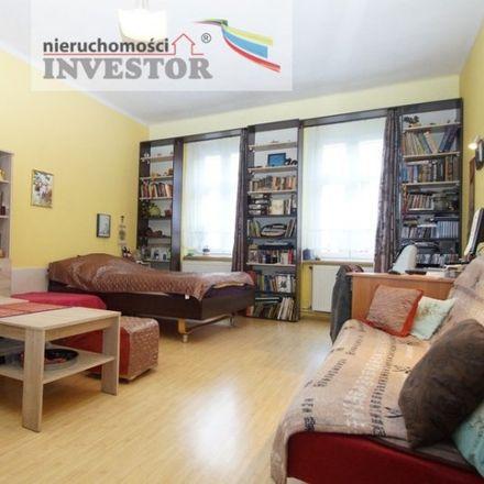 Rent this 3 bed apartment on Powstańców Warszawskich in 41-902 Bytom, Poland