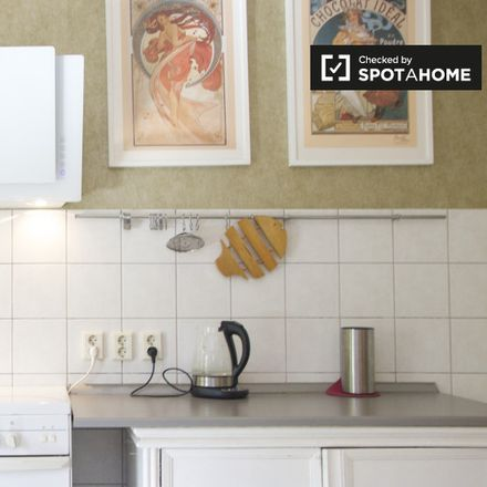 Rent this 1 bed apartment on Langhansstraße 20 in 13086 Berlin, Germany