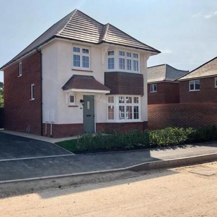 Rent this 4 bed house on Fiddlers Lane in Saughall, CH1 6DH
