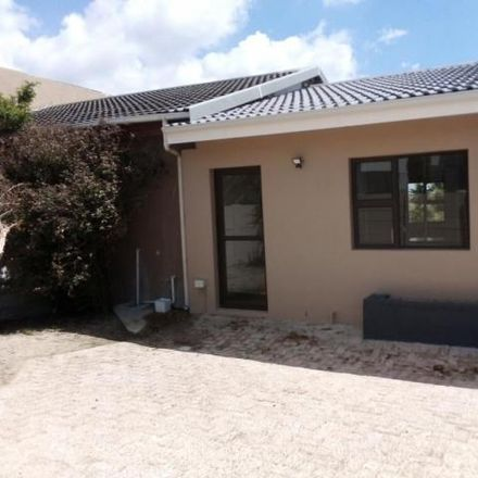 Rent this 1 bed apartment on Hibiscus Crescent in Cape Town Ward 8, Western Cape