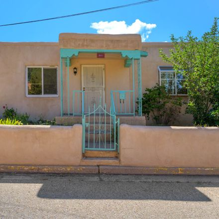 Rent this 2 bed house on 1031 West Houghton Street in Santa Fe, NM 87505