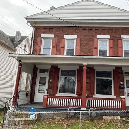 Rent this 3 bed apartment on 207 Chandler Avenue in Johnstown, PA 15906