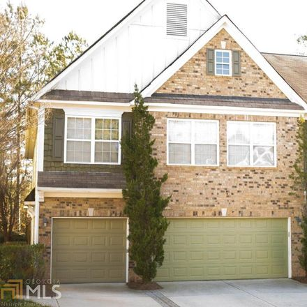 Rent this 3 bed townhouse on Grove Dr in Acworth, GA