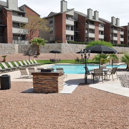 Rent this 1 bed apartment on 9159 Turrentine Drive in El Paso, TX 79925