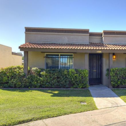 Rent this 2 bed townhouse on 8317 East Keim Drive in Scottsdale, AZ 85250