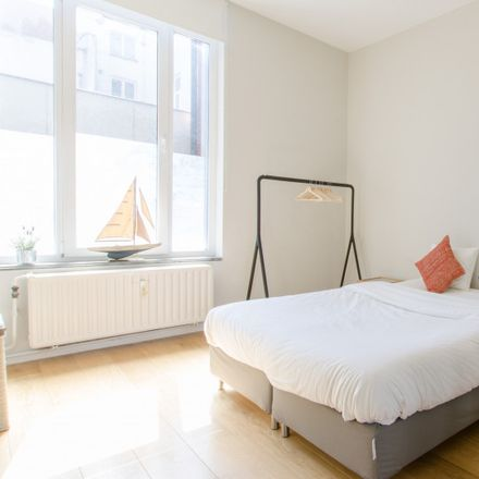 Rent this 1 bed apartment on Place Rouppe - Rouppeplein in 1000 Ville de Bruxelles - Stad Brussel, Belgium
