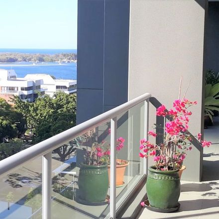 Rent this 3 bed apartment on 802/34 Scarborough Street