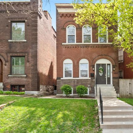 Rent this 3 bed house on 3860 Wyoming Street in City of Saint Louis, MO 63116