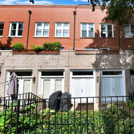 Rent this 2 bed condo on 931 North Racine Avenue in Chicago, IL 60622