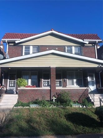 Rent this 2 bed house on 2212 Portis Avenue in St. Louis, MO 63110