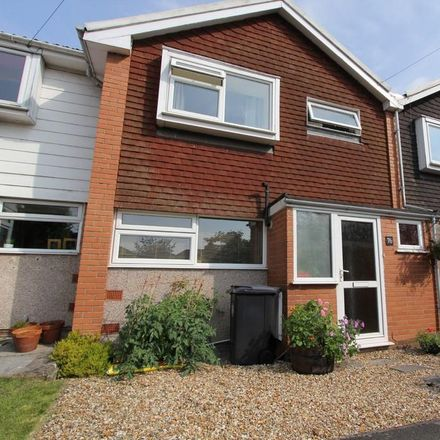 Rent this 3 bed house on Concorde Drive in Bristol BS10, United Kingdom