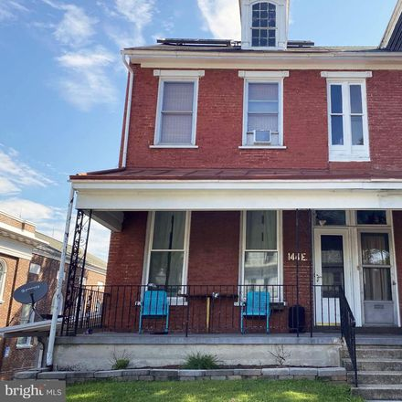 Rent this 4 bed townhouse on 144 East Main Street in Ephrata, PA 17522
