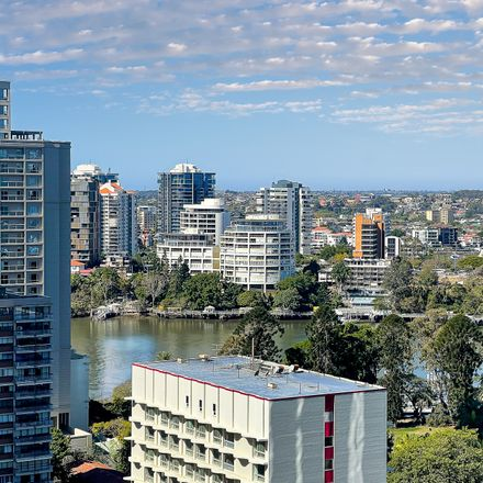 Rent this 1 bed apartment on 2003/108 Margaret Street