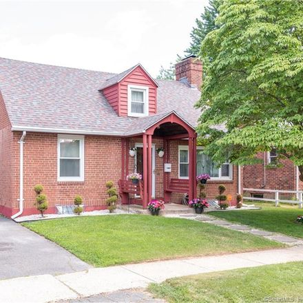 Rent this 2 bed house on 14 May Street in East Hartford, CT 06108