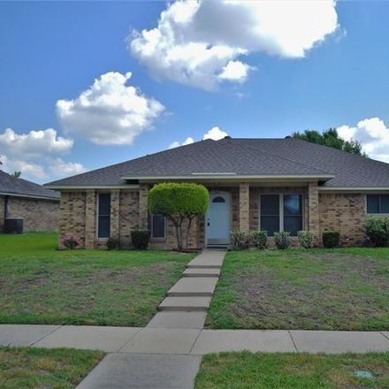 Rent this 3 bed house on 913 Baxter Drive in Plano, TX 75025
