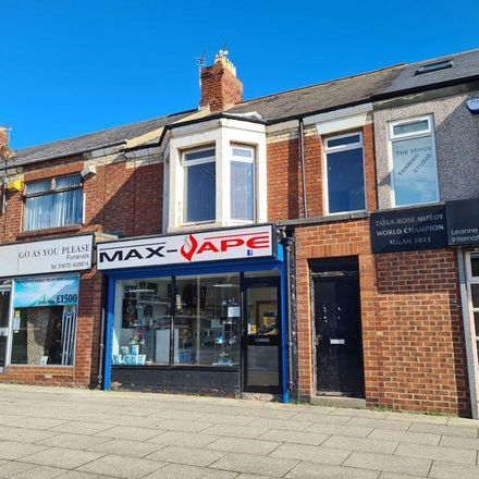 Rent this 2 bed apartment on Pal Joey in North Seaton Road, Ashington NE63 0AF