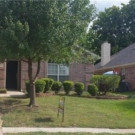 Rent this 3 bed house on 837 Pimernel Lane in Plano, TX 75075