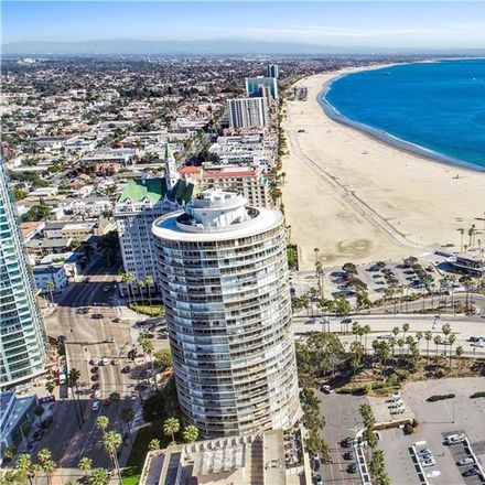 Rent this 3 bed condo on Long Beach Towers Apartments;International Tower in 600;700 East Ocean Boulevard, Long Beach