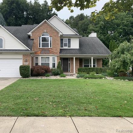 Rent this 4 bed house on 4260 Woodstream Dr in Ypsilanti, MI