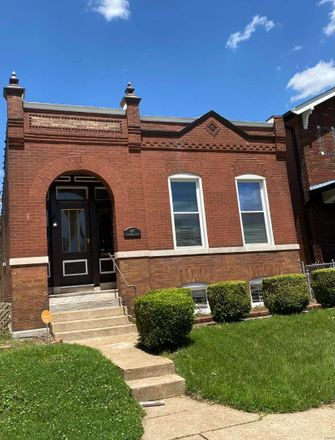 Rent this 2 bed house on 807 Wilmington Avenue in St. Louis, MO 63111