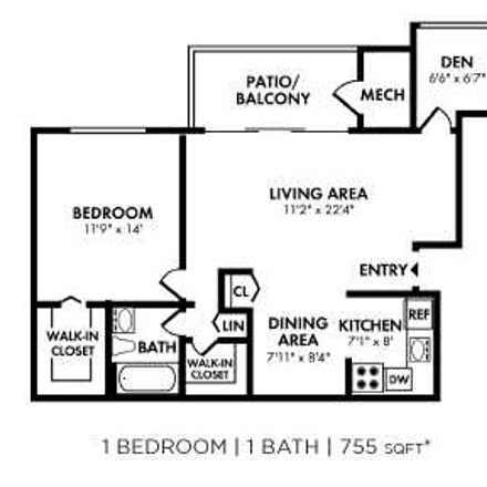 Rent this 3 bed apartment on Dairy Queen in Butler Pike, Plymouth Township