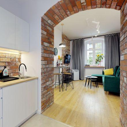 Rent this 2 bed apartment on Jana Kilińskiego in 50-240 Wrocław, Polska